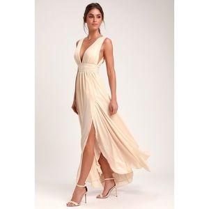 Vintage Handmade Roman Style Dress